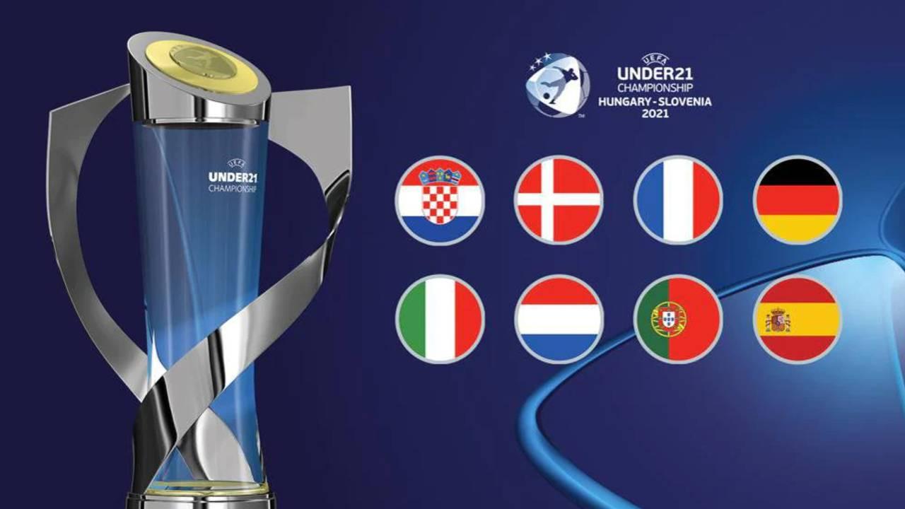 europeo under 21 2021 - la fase finale